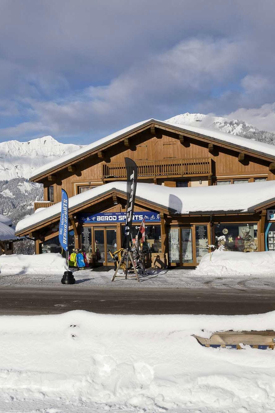 be9ba14fdbcf BEROD SPORTS | Magasin Vente / Location Ski et VTT à CREST-VOLAND ...
